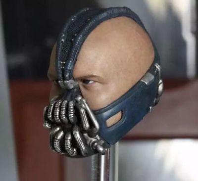 "Dark Knight Rises Batman Bane 1//6 Head Model Model For 12/"" Male Figure MMS183"