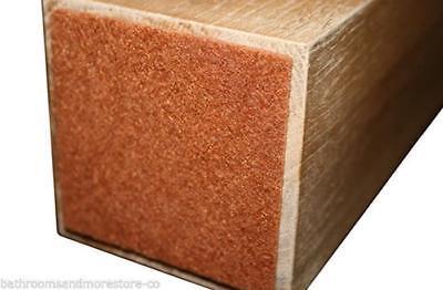 Felt Self Adhesive Pads Protects Wood Vinyl Laminate Floors Square Pack 48SQ 2