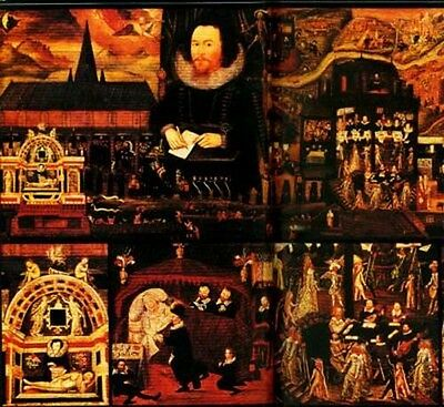 NEW Age of Shakespeare Life in Medieval Renaissance Elizabethan England ColorPix 5