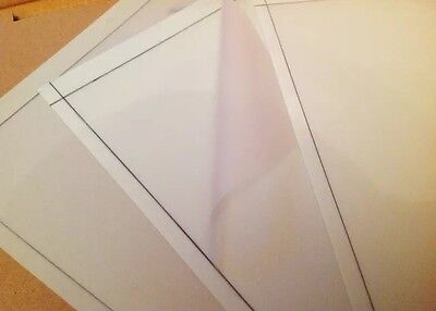 Carrier sheet Why spend ££ on mats? Silhouette Cameo Value cutting mat x5 Pack
