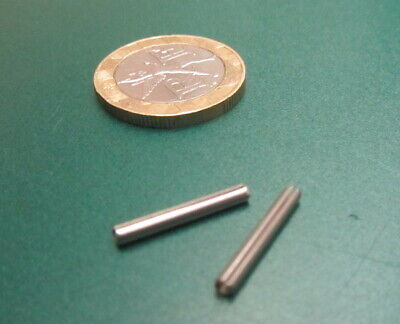 """420 Stainless Steel, Slotted Roll Spring Pin, 5/64"""" Dia x 5/8"""" Length, 100 pcs 11"""