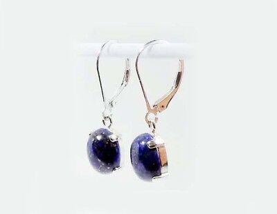 "19thC Antique 7ct Lapis Lazuli Ancient Egypt ""Khesbed"" Gem of ""Joy and Delight"" 3"