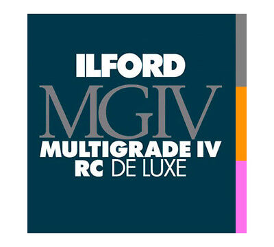 """Ilford Multigrade IV RC DeLuxe Paper (Glossy, 11 x 14"""", 250 Sheets) 1770669 2"""