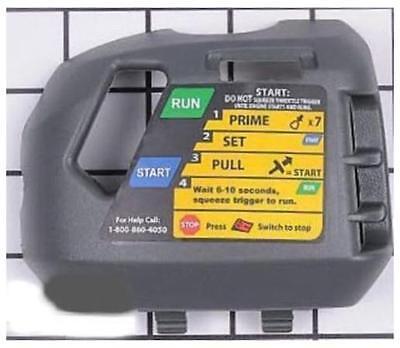 2 Pack Genuine Homelite 518777001 Air Box Filter Cover Ryobi RY29550 30cc