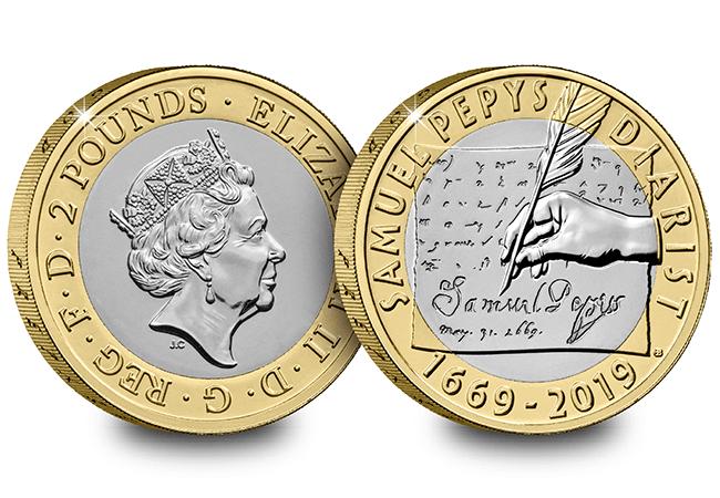 2019 2020 £2 coin Two pound coins BRITANNIA, D-DAY,  AGATHA CHRISTIE, MAYFLOWER 6