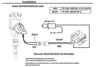 Ford 302 Hei Distributor Wiring Diagram