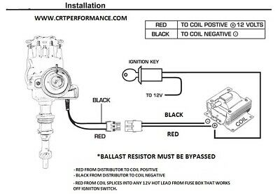 Ford 302 Hei Distributor Wiring Diagram from www.picclickimg.com