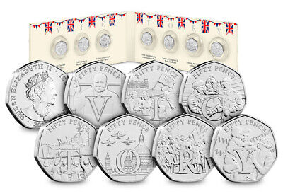 The Complete Victory BU 50p Collection 2