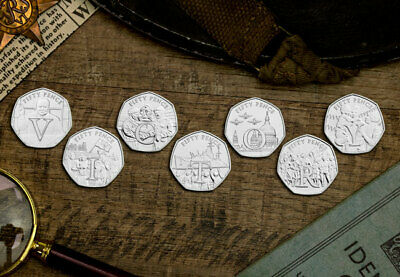 The Complete Victory BU 50p Collection 4