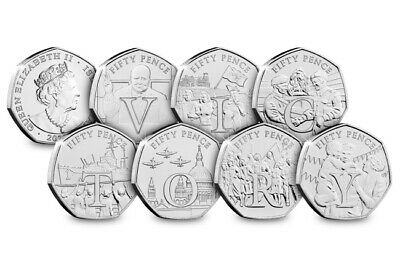 The Complete Victory BU 50p Collection 3
