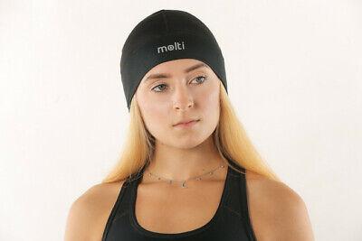 Damen Sportmütze Laufmütze Jogging  atmungsaktive Thermo Mütze MOLTI Universal
