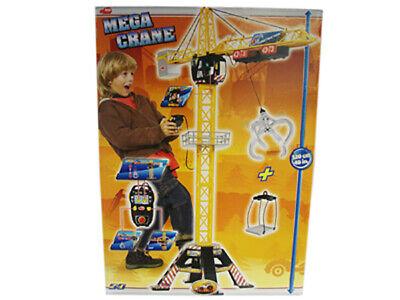 links Dickie Spielzeug 203462412 Kabel-Fernsteuerung rechts auf Mega Crane