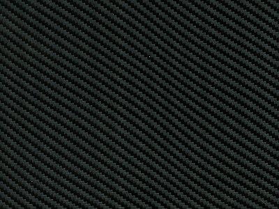 Vinyl Embossed Carbon Fiber Upholstery Fabric Black 54 Wide