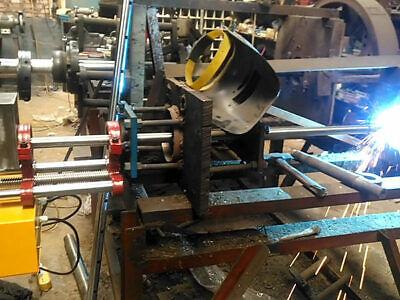 JRTH40 Mobile line boring & welding machine for 45-200mm holes, 40mm boring bar 6