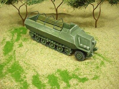 WW2 Japanese Ho-Ha half track 816 28 mm wargames vehicles 1//56 scale