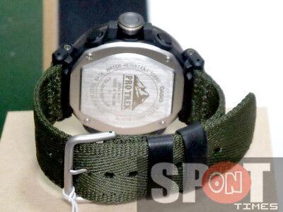 ... Casio Protrek Triple Sensor Ver.3 Tough Solar Men s Watch PRG-600YB-3 c24f3bbcab7