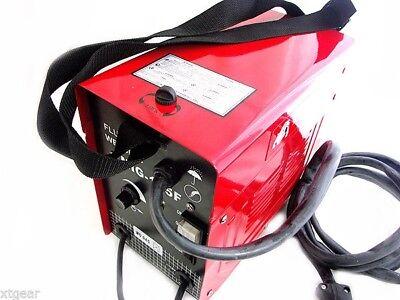 Auto Feeding 90 Amp Mig 100 Welder Machine Flux Mig Welding No Gas Weld 110V