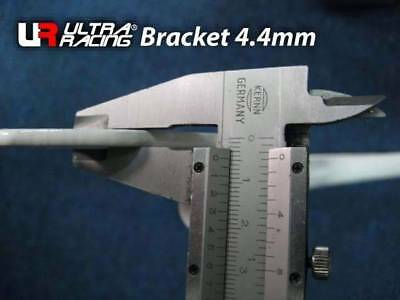 For MAZDA 3 BM 2.0 /'13 6 GJ 2.5 /'12 Ultra Racing Front Member Bar Lower Brace