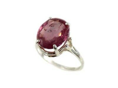 Red Sapphire Ring Antique Black Magic Gem 19thC Medieval Oracle Sorcery Prophecy 3