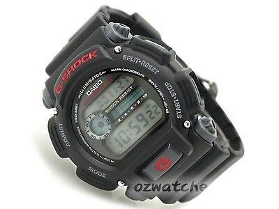Casio G-Shock Digital Mens Watch Dw9052-1V Black/red 2Y Warranty Dw-9052-1Vdr 4