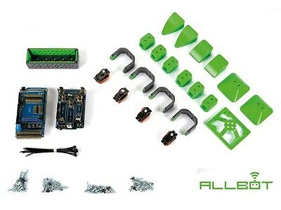 TWO VELLEMAN Legged ALLBOT® SALES MADE IN USA