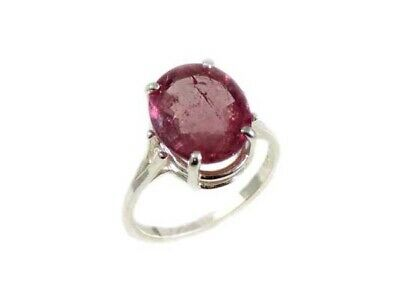 Red Sapphire Ring Antique Black Magic Gem 19thC Medieval Oracle Sorcery Prophecy 2