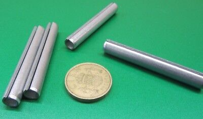 """5//16/"""" Dia x 1 3//4/"""" Length Zinc Plate Steel Slotted Roll Spring Pin 50 pcs"""
