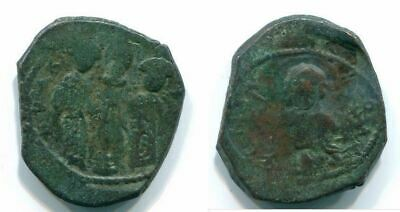 Authentic BYZANTINE EMPIRE  Coin ANC12847.7 3