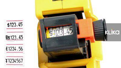 Local- Pricing Price Tag Tagging Gun Labeler + 15 Rolls 4