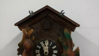 Black Forest Wall Cuckcoo Clock 2