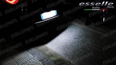 Coppia Placchette Led Targa 18 Led Ford Fiesta Mk6 Vi Canbus Ultraluminosi 7