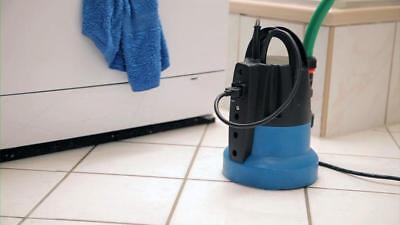 Güde Flachsaugerpumpe Tauchpumpe Wasserpumpe Pumpe GFS 4000 INOX