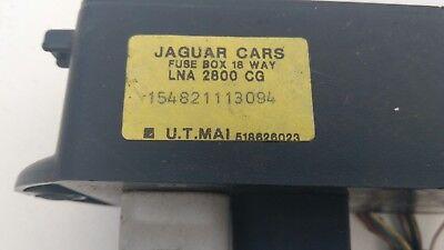 JAGUAR XJ6 X300 FUSE 18 way RELAY BOX MODULE lna2800cg 518626023 - $45.50 |  PicClick | X300 Fuse Box |  | PicClick