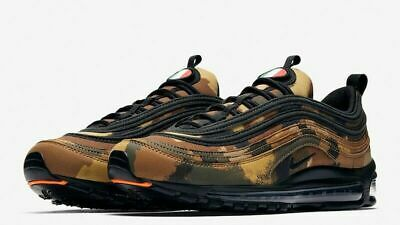 NIKE AIR MAX 97 Premium Qs Country Camo
