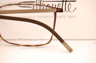 71475b1a777 ... Silhouette Eyeglass Frames Urban Lite 2884 6055 Havana Bronze SZ 54  Unisex 5