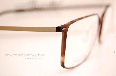 21d333dce76 ... 3 of 5 Silhouette Eyeglass Frames Urban Lite 2884 6055 Havana Bronze SZ  54 Unisex 4