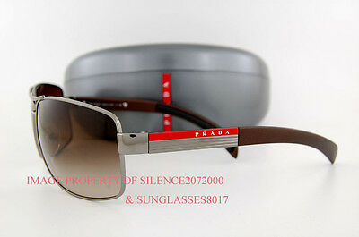 bbbfec0b11 ... coupon code for 2 of 4 brand new prada sport linea rossa sunglasses ps  54i 54is ...