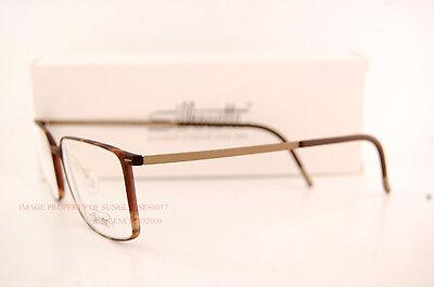 84f3babb32e ... Silhouette Eyeglass Frames Urban Lite 2884 6055 Havana Bronze SZ 54  Unisex 3