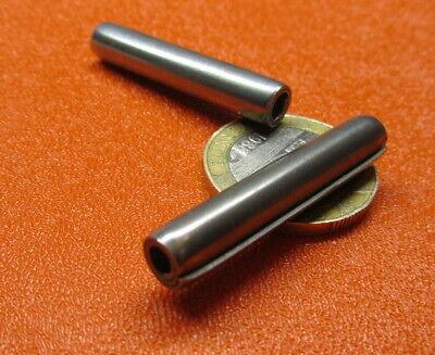 BC-37548PCM420 by Shorpioen Standard Duty Coil Pin 420 Stainless Steel Box Qty 100 3//8X3 Medium