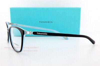 ac2504d4ac6 ... Brand New Tiffany   Co. Eyeglass Frames 2109HB 8193 Black SZ 53 Women 3