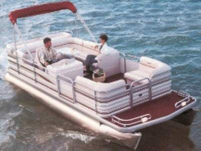 7oz boat cover tracker suntracker party barge 240 2002 2003