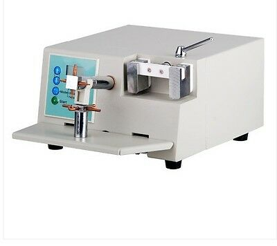 HL-WD2 Dental Lab Spot Welding Orthodontic Braze Repair Heat Treatment Machine 6