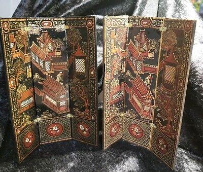 1:12 scale Natasha Beshenkovsky's Mini Decoupage Decor - Sheraton Collection Bed 2