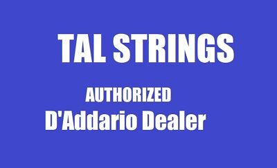 D'Addario EJ36 12-String 80/20 Light 10-47 Acoustic Guitar Strings