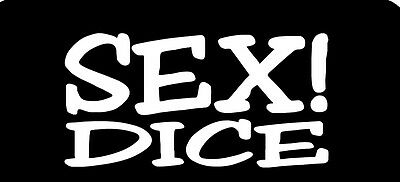 Sex! Dice | Naughty Game For Couples | Sexy Naughty Fun