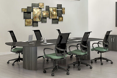 8FT - 14FT Modern Conference Table Meeting Room Boardroom ...