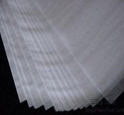 "100 Sheets ACID FREE Tissue Paper UNBUFFERED White 15 x 20"" FREE SHIPPING 3"