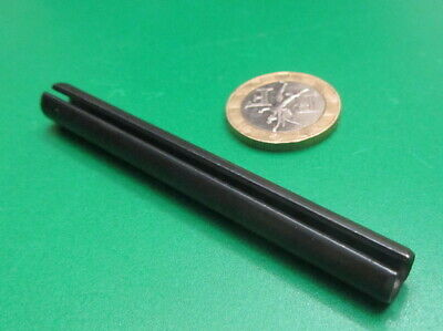 """Steel Slotted Roll Spring Pin, 5/16"""" Dia x 3.00"""" Length, 25 pcs 9"""