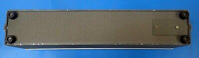 GENERAL RADIO 1412-BC DECADE CAPACITOR 15pF TO 1.11115uF GREAT FOR A TEST LAB 4