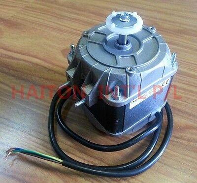 Heavy Duty Square Fan Motor 34W sleeve bearing dual mounting distance18/26mm 2